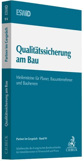 Qualitätssicherung am Bau als Buch von