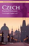 Czech-English/English-Czech Practical Dictionary