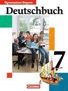 Deutschbuch 7. Schülerbuch. Bayern. Gymnasium. Neue Rechtschreibung