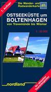 Ostseeküste um Boltenhagen 1 : 35 000