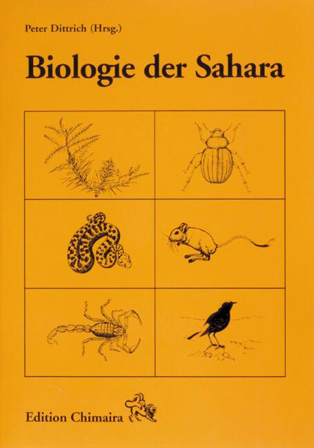 Biologie der Sahara als Buch von