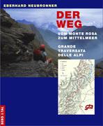 Der Weg vom Monte Rosa zum Mittelmeer