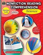 Nonfiction Reading Comprehension: Science, Grades 1-2