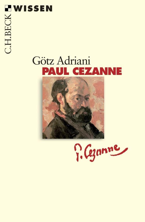 Paul Cézanne als Taschenbuch