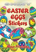 Shiny Easter Eggs Stickers [With Stickers]