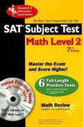 SAT Subject Test(tm) Math Level 2 W/CD [With CDROM]