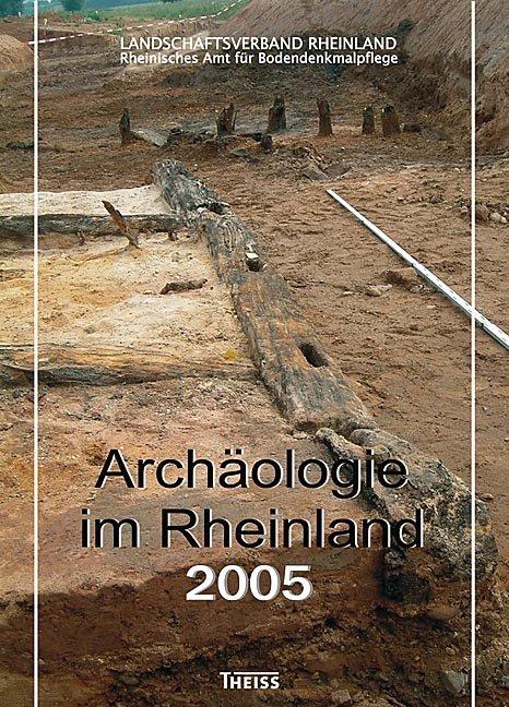 Archäologie im Rheinland 2005 als Buch von