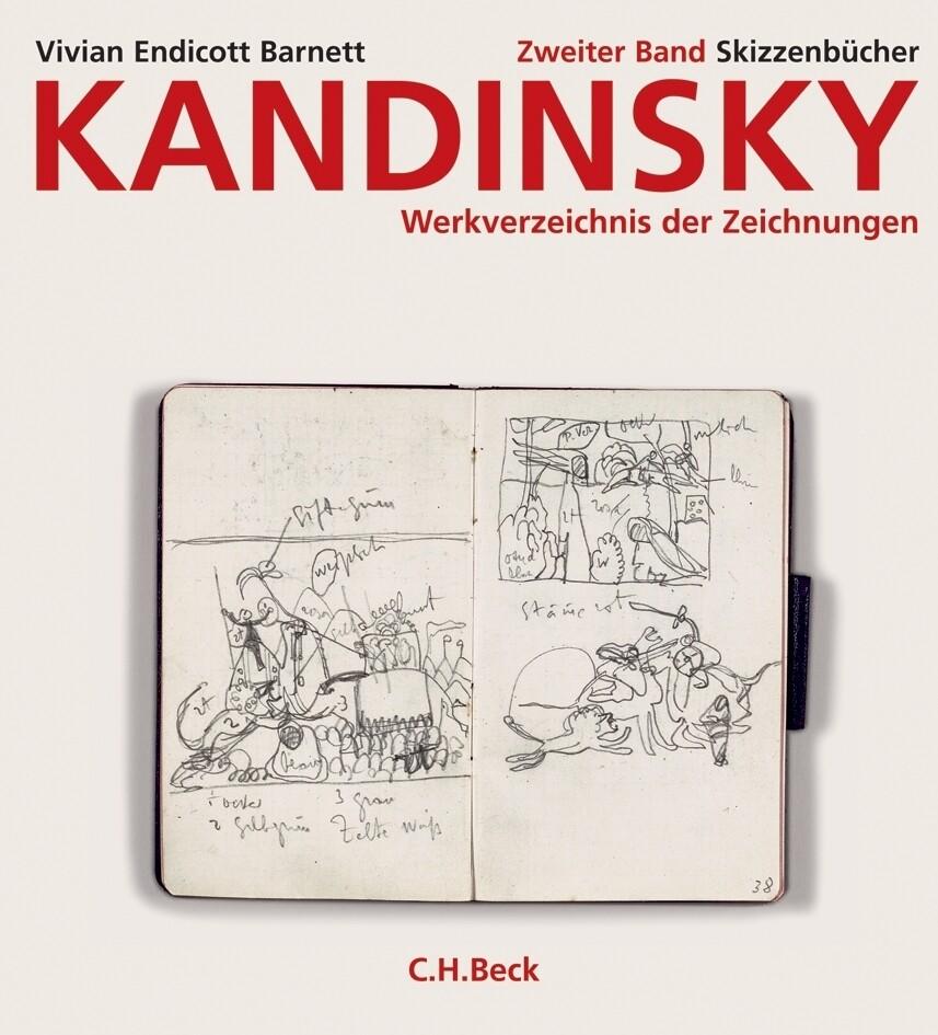 Kandinsky. Werkverzeichnis der Zeichnungen / Kandinsky. Werkverzeichnis der Zeichnungen Gesamtwerk als Buch