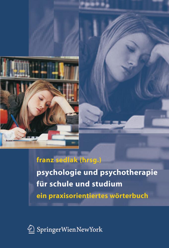 Psychologie und Psychotherapie für Schule und S...