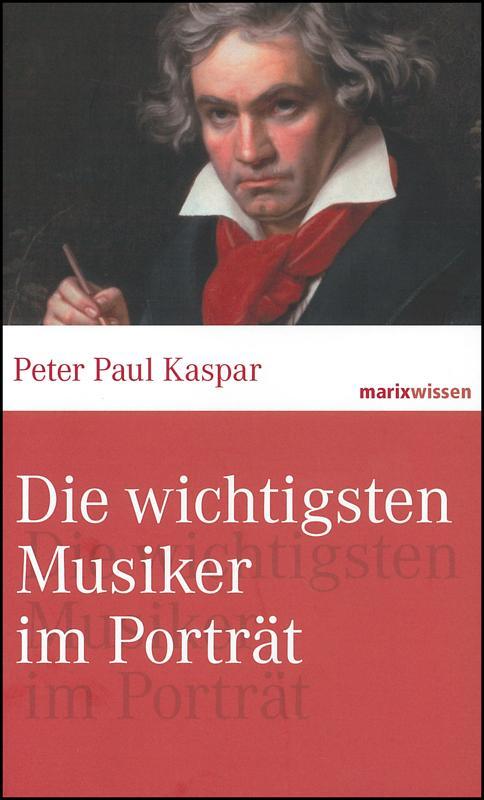 Die wichtigsten Musiker im Portrait als Buch vo...