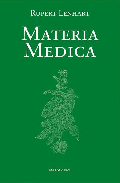 Materia Medica als Buch von Rupert Lenhart