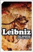 The Shorter Leibniz Texts: A Collection of New Translations