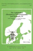 The Aphidoidea (Hemiptera) of Fennoscandia and Denmark, Volume 4. Family Aphididae: Part 1 of Tribe Macrosiphini of Subfamily Aphidinae