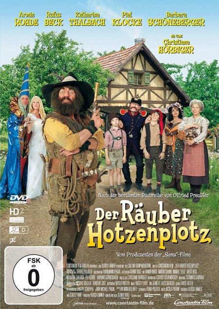 Der Räuber Hotzenplotz (2006) als DVD