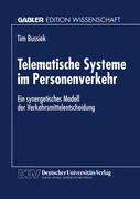 Telematische Systeme im Personenverkehr