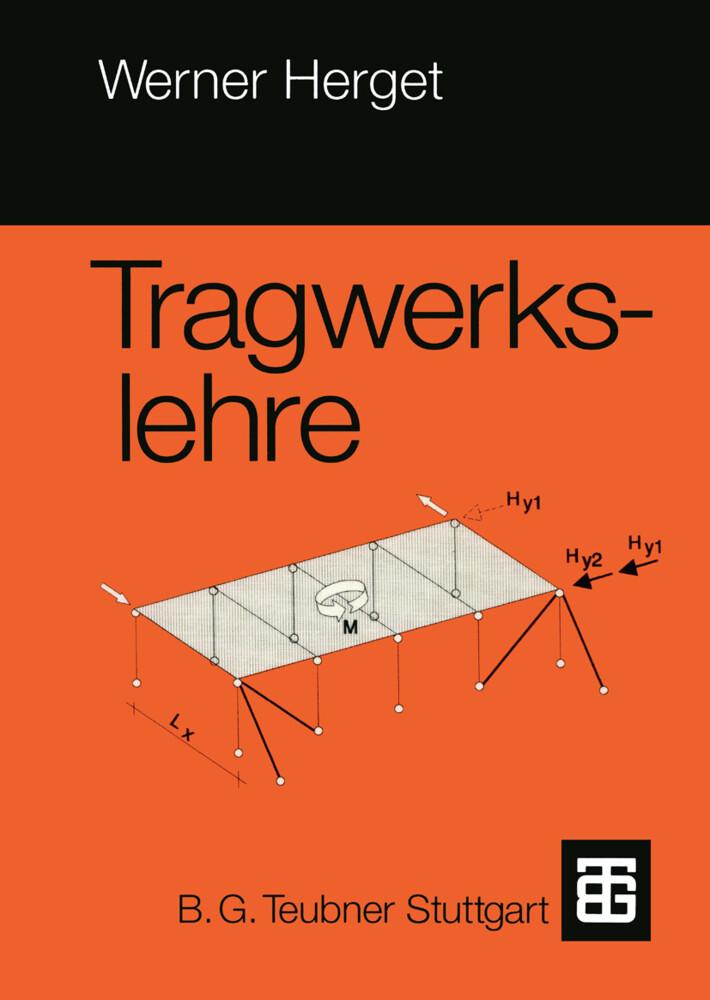 Tragwerkslehre als Buch von Werner Herget