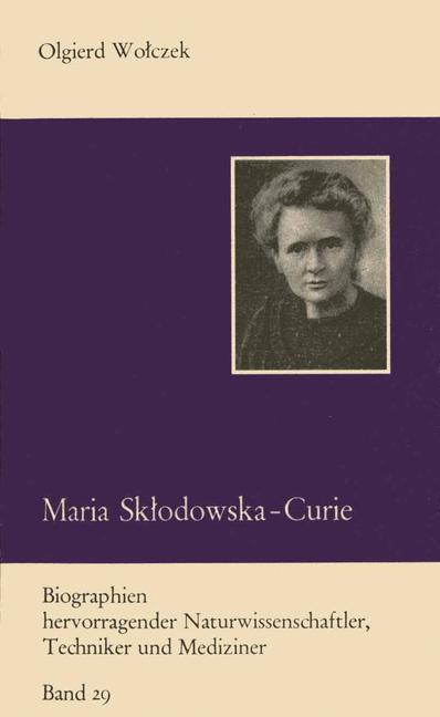 Maria Sklodowska-Curie und ihre Familie als Buc...