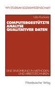 Computergestützte Analyse qualitativer Daten