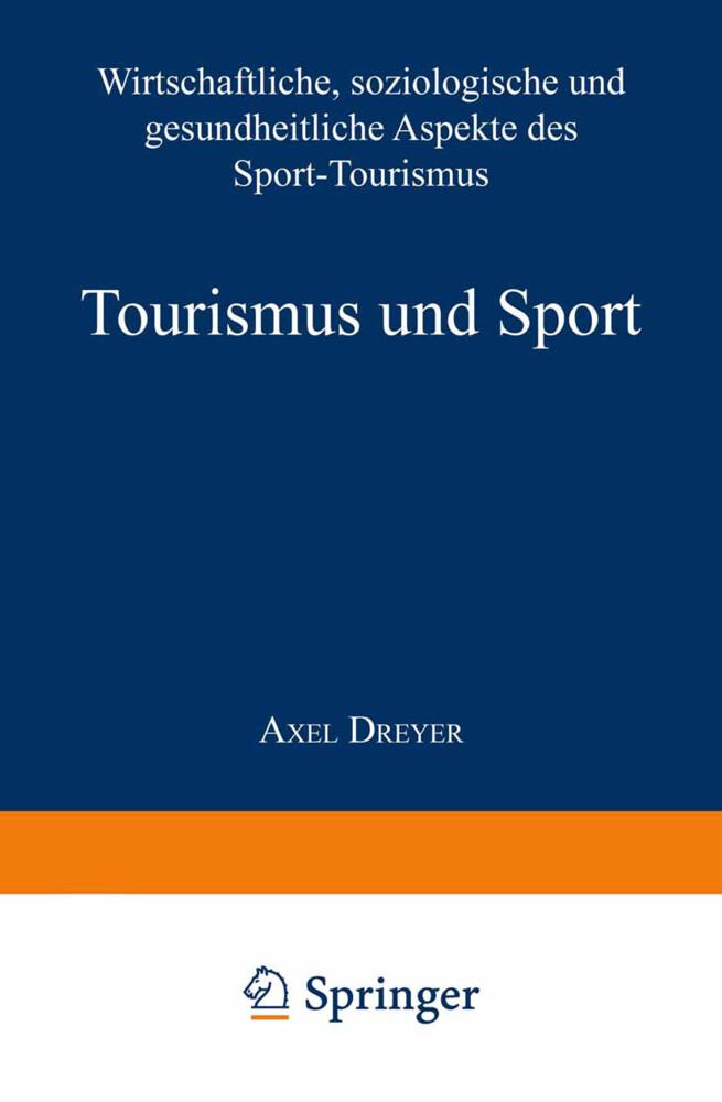 Tourismus und Sport als Buch von