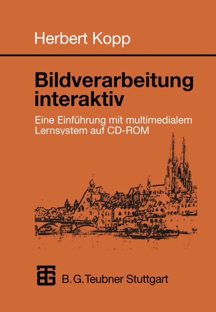 Bildverarbeitung interaktiv als Buch von Herber...