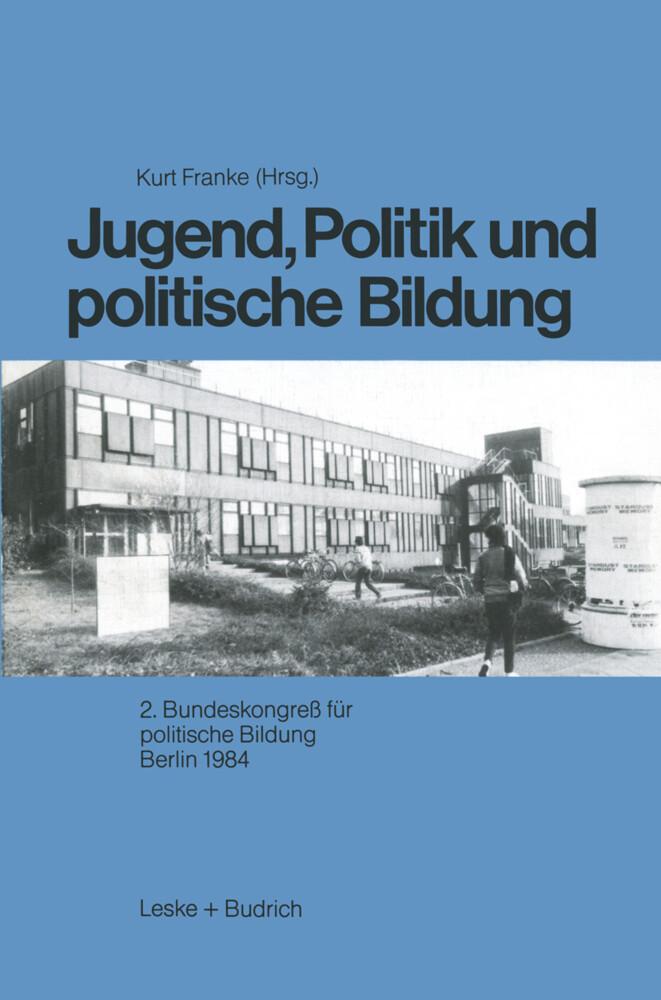 Jugend, Politik und politische Bildung als Buch...