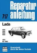 Lada 1200 / 1300 / 1500 / 1600 1970 bis 1983; .