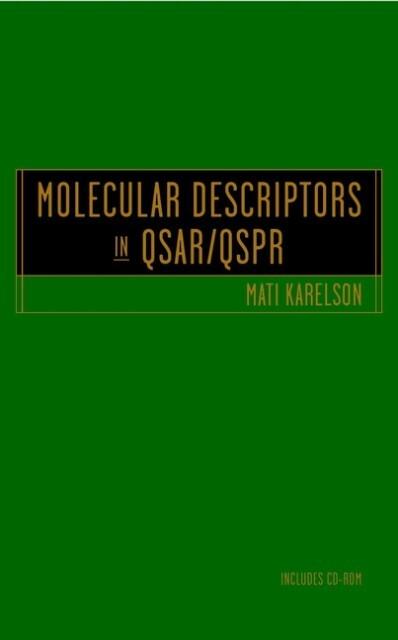 Molecular Descriptors in QSAR/QSPR als Buch (gebunden)