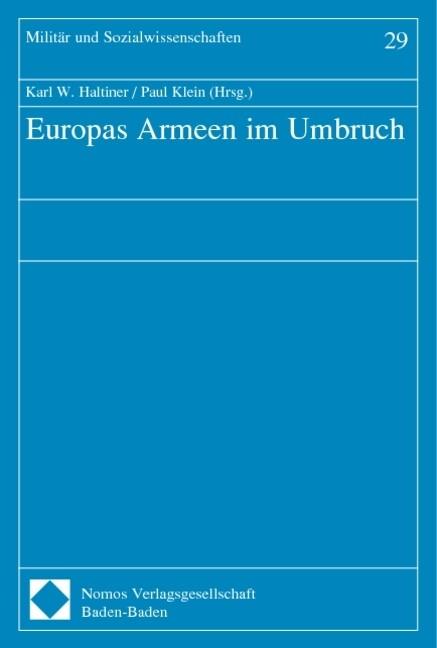 Europas Armeen im Umbruch als Buch von