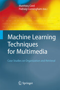 Machine Learning Techniques for Multimedia