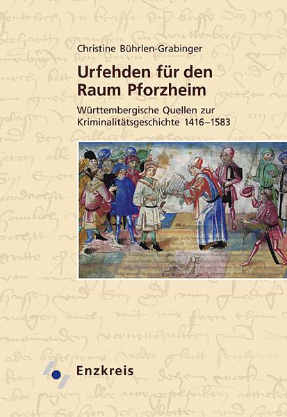 Urfehden für den Raum Pforzheim als Buch von Ch...