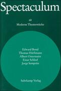 Spectaculum 68. Fünf moderne Theaterstücke und Materialien