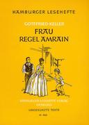 Frau Regel Amrain und ihr Jüngster