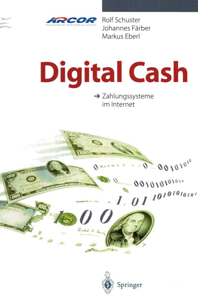 Digital Cash als Buch von Markus Eberl, Johanne...