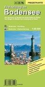 Bodensee Freizeitregion 1 : 60 000