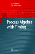 Process Algebra with Timing