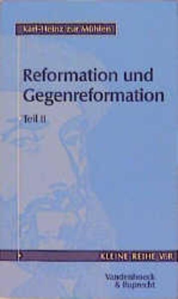 Reformation und Gegenreformation 2 als Taschenbuch