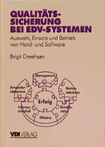 Qualitätssicherung bei EDV-Systemen als Buch vo...