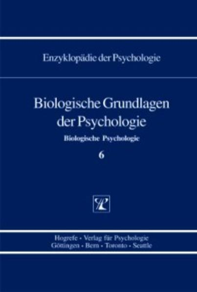 Biologische Grundlagen der Psychologie als Buch...