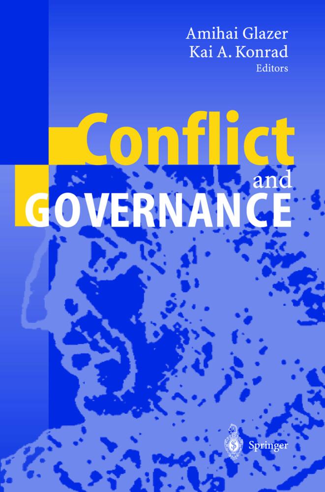 Conflict and Governance als Buch (gebunden)