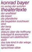 Theatertexte