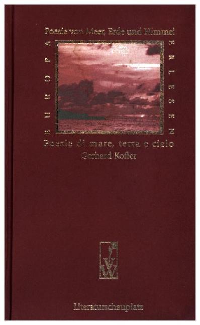 Poesie von Meer, Erde und Himmel als Buch von G...