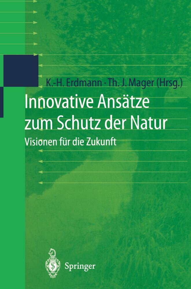 Innovative Ansätze zum Schutz der Natur als Buc...
