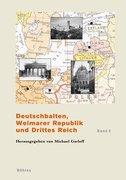 Deutschbalten, Weimarer Republik und Drittes Reich. Band 2
