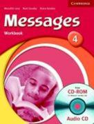 Messages 4 Workbook [With CDROM]