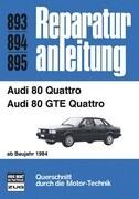 Audi 80 Quattro (ab 1984)