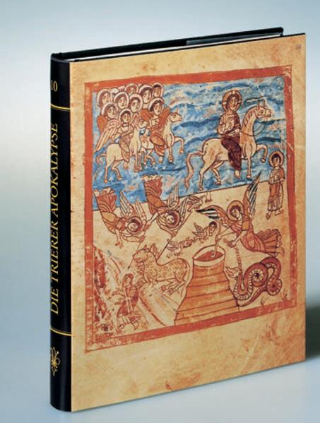 Die Trierer Apokalypse als Buch von Richard Lau...