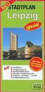 Stadtplan Leipzig - spezial 1 : 22 500