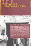 Journal für Entwicklungspolitik 2006/4
