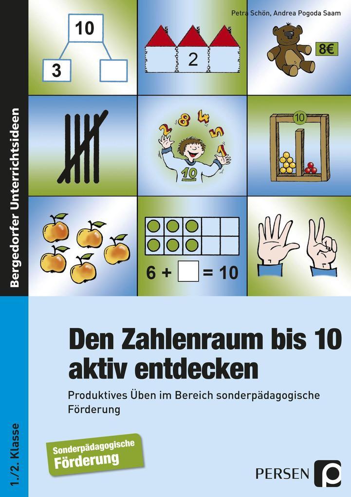 Den Zahlenraum bis 10 aktiv entdecken als Buch ...