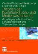Theorien der Kommunikations- und Medienwissenschaft